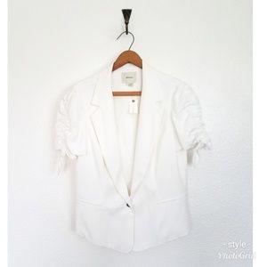 Nwt white elevens blazer